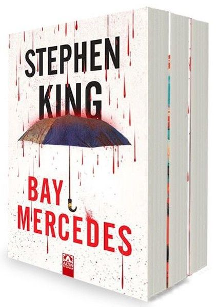 Stephen King Seti 3 Kitap Bay Mercedes