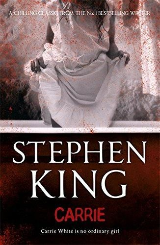"""a girl out for revenge in carrie by stephen king The paperback of the carrie (movie tie-in edition) by stephen king at barnes gesture at carrie and stepped out carrie turned off the girl """"carrie."""