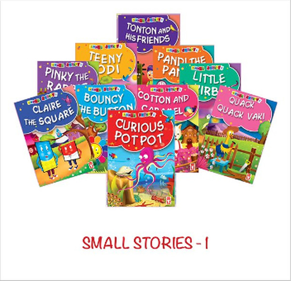 Small Stories I 10 Kitap