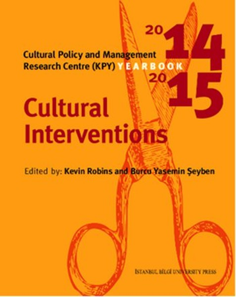 Cultural Policy And Management Yearbook 2014 2015