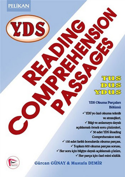 Pelikan YDS Reading Comprehension Passages