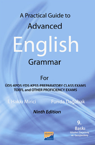 A Practical Guide to Advanced English Grammar