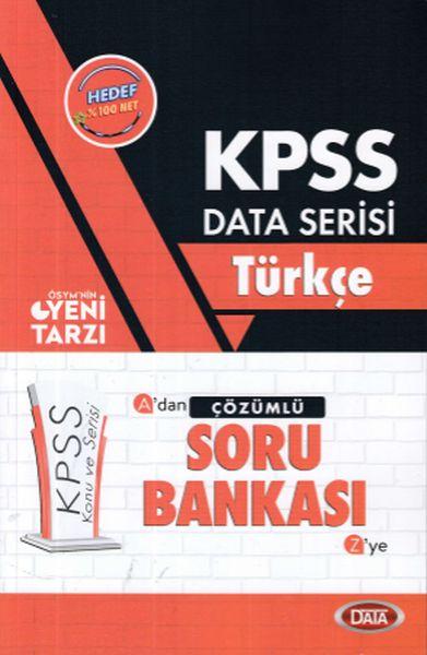 Data 2019 Kpss Türkçe Soru Bankası Yenibasari Dagitim