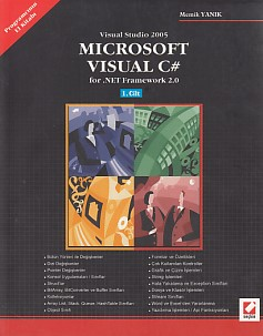 Visual Studio 2005 Microsoft Visual C for .Net Framework 2.0 1.Cilt